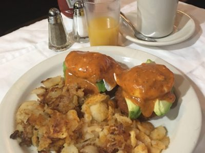 Mex Carroll's Diner: Bold, Bright Breakfast Flavor