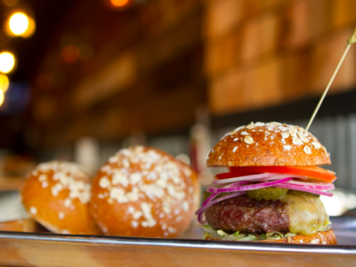 Burger Village Pleases the Palate and the Planet