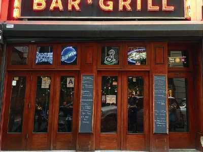 Brooklyn Heights Neighborhood bar for many Generations