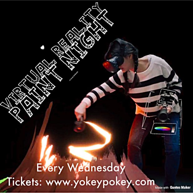 Yokey Pokey Virtual Reality Tournament