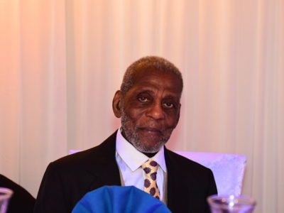 Bishop Oswald Williams Turns 90