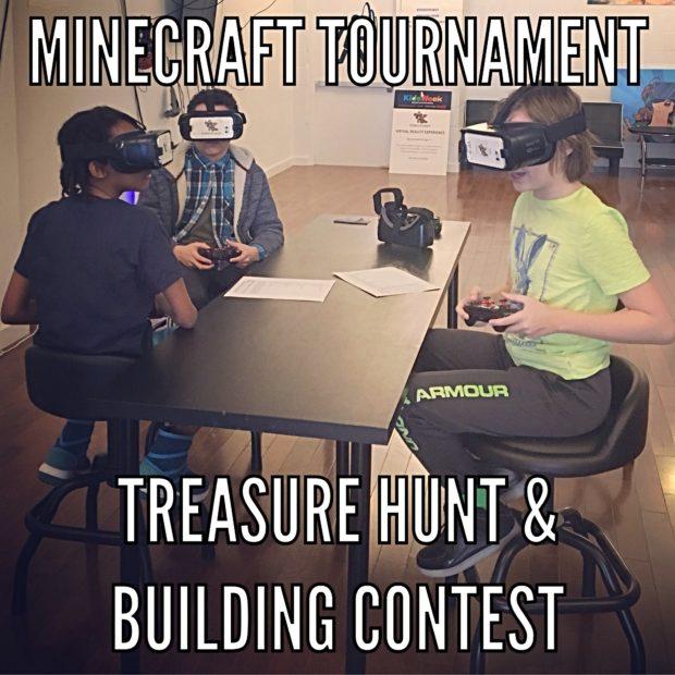 Yokey Pokey Minecraft Tournament
