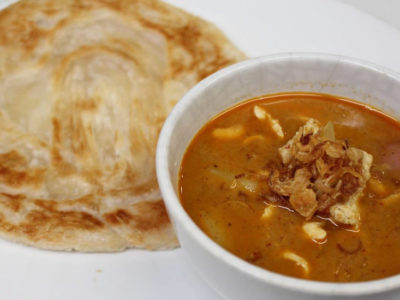 Try the Panang Curry at Cafe Chili