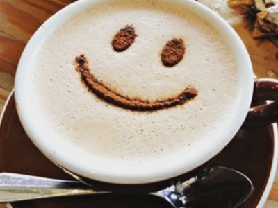 Coffee Served With a Smile at D'Amico Coffee Roasters