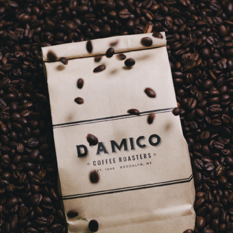 photo courtesy of D'Amico Coffee Roasters, Inc.
