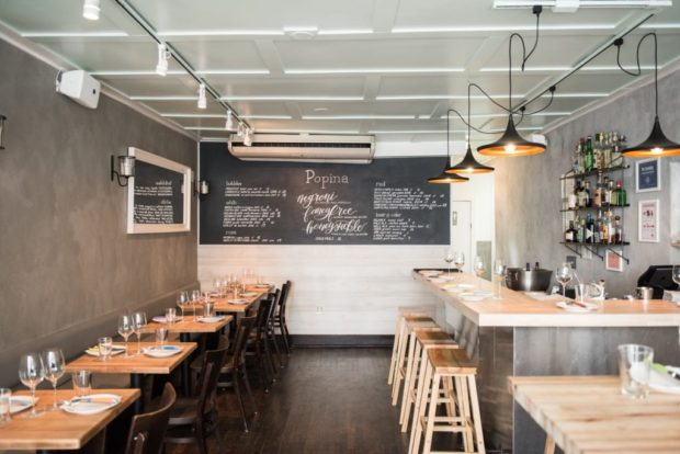 New restaurants liven up Columbia Street dining scene