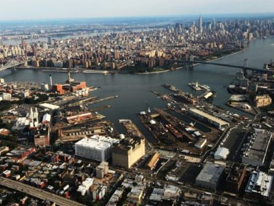 Brooklyn Navy Yard serves as a Brooklyn arts hub