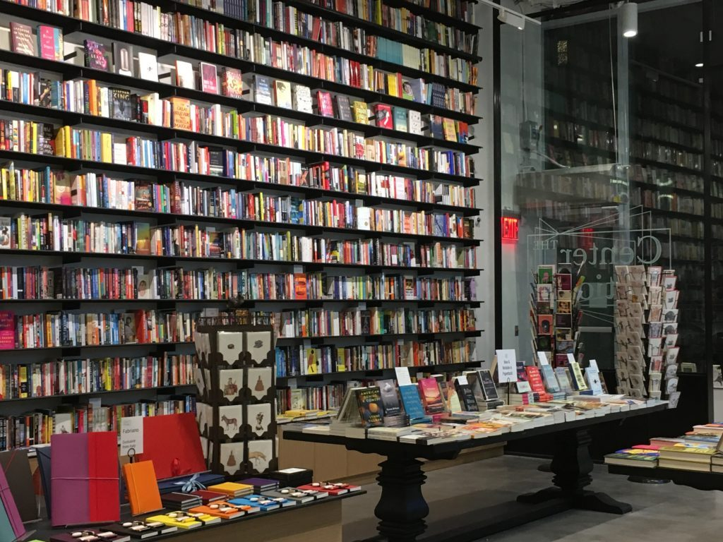 The Center for Fiction opens today in Fort Greene, joining other big-name cultural institutions like BAM and the Mark Morris Dance Group. Photos courtesy of the Center for Fiction